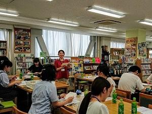 新任司書研修会講義1講師